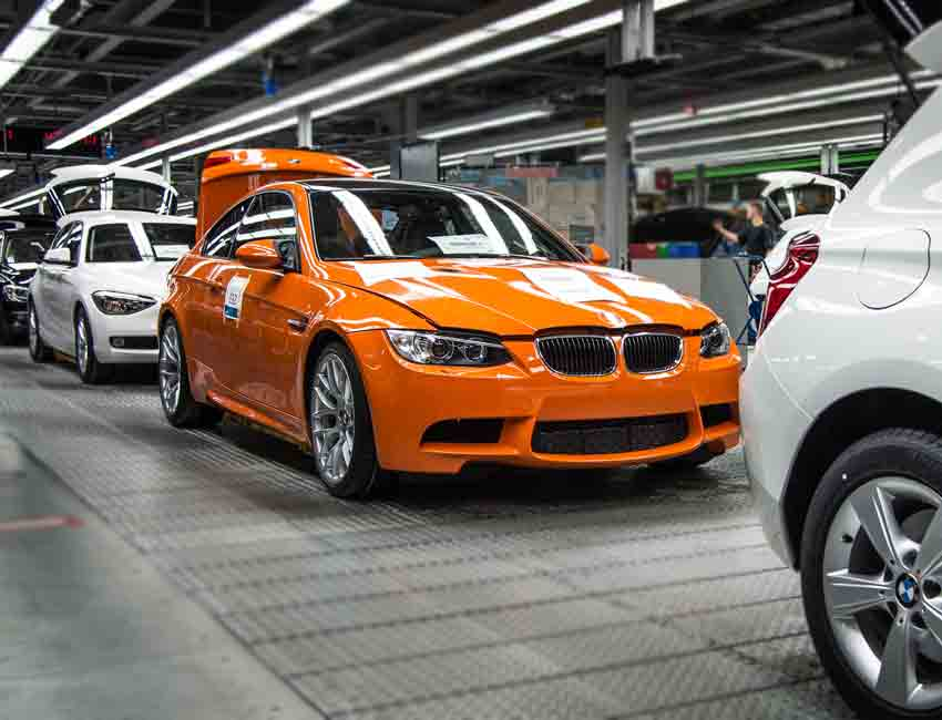 BMW M3 History Production Story