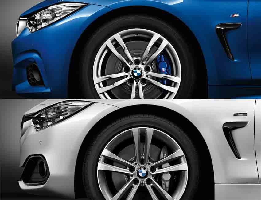 BMW 4 Series First Generation Performance Compound Brakes