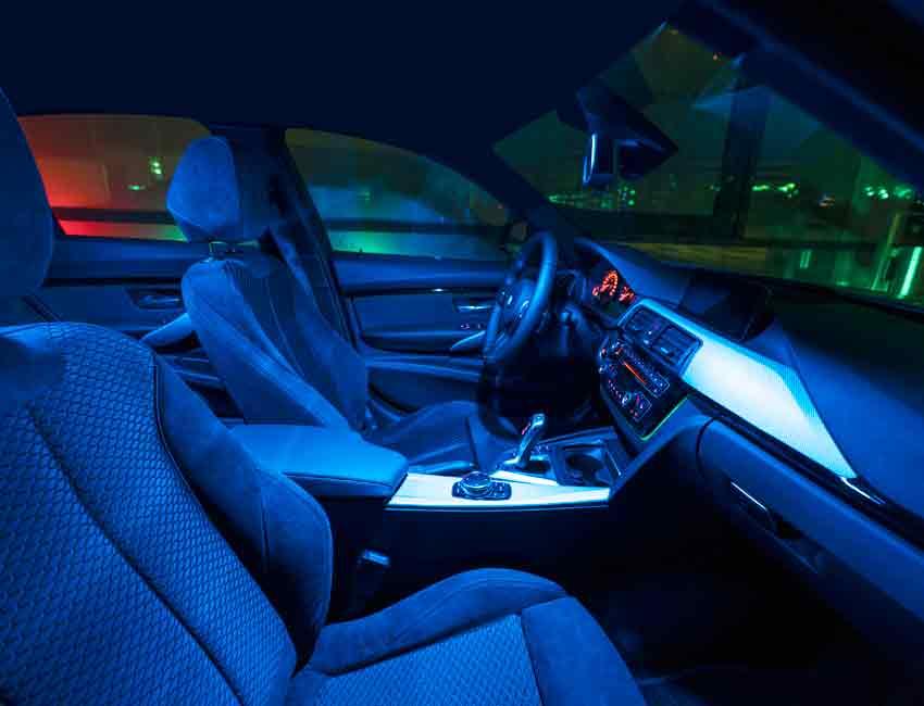 BMW 3 Series Sixth Generation Cockpit Interior