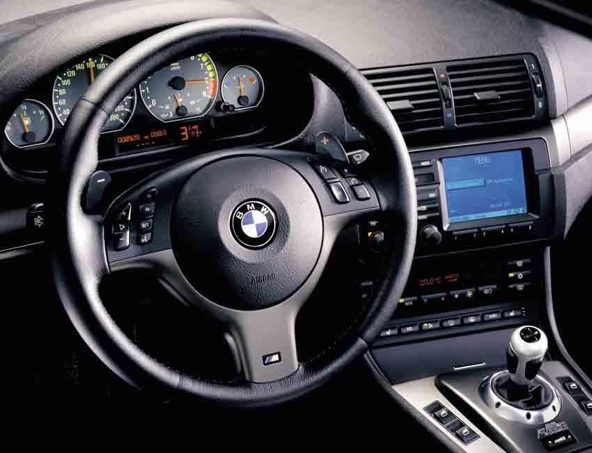 BMW M3 History E46 SMG II