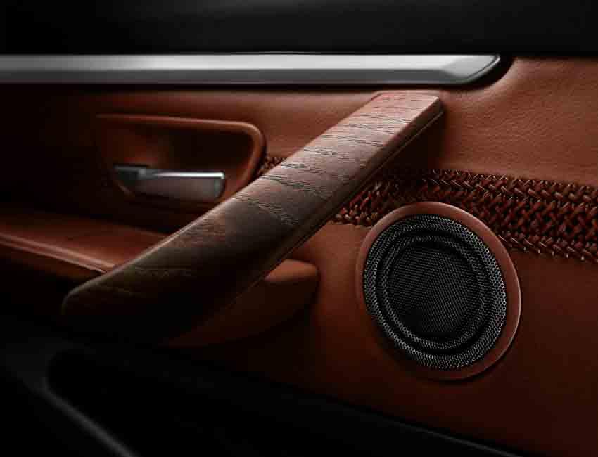 BMW 4 Series Entertainment