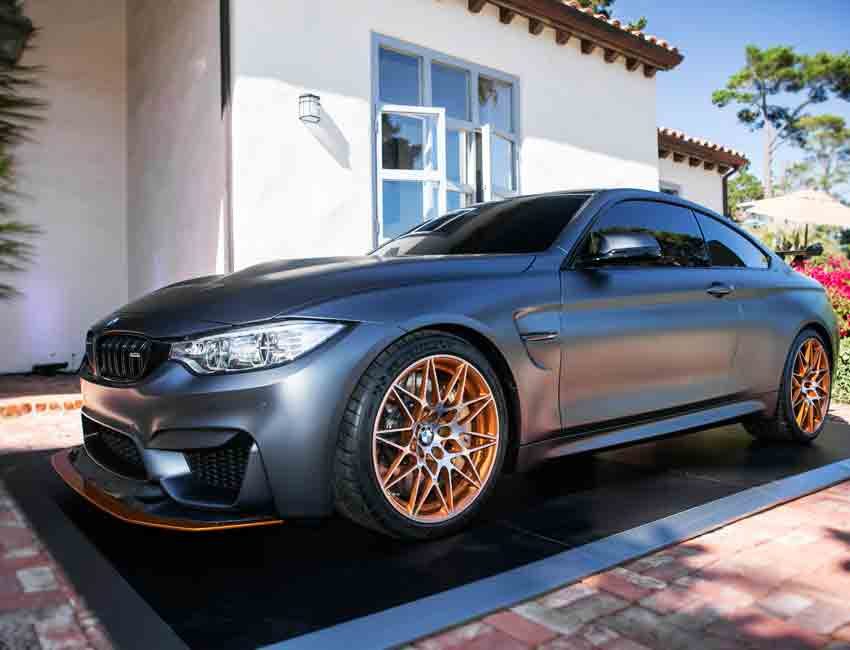 BMW M4 GTS 500HP US Release Features