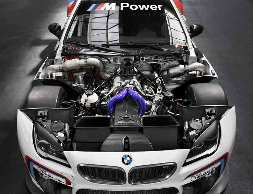 BMW M6 GT3 Supercar Specification