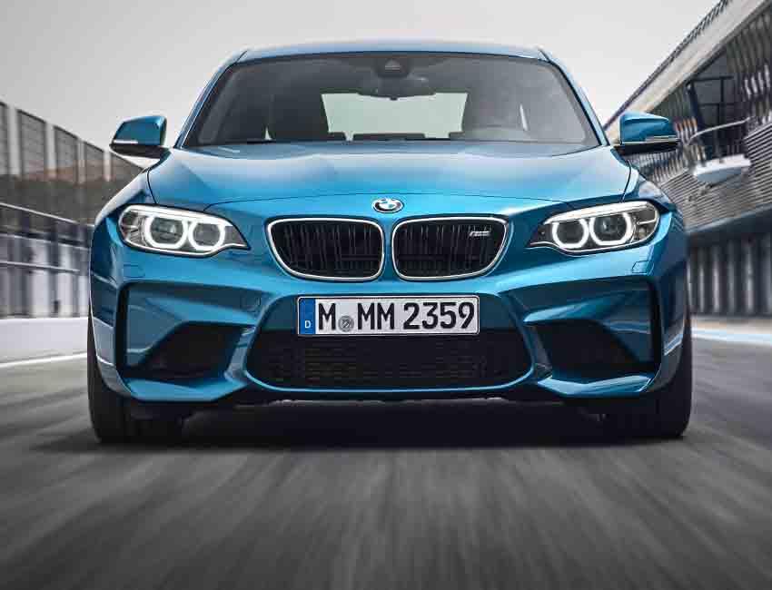 BMW M2 Exhaust Sound