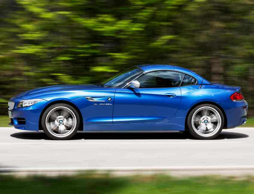 BMW Z4 Convertible M Sports Package