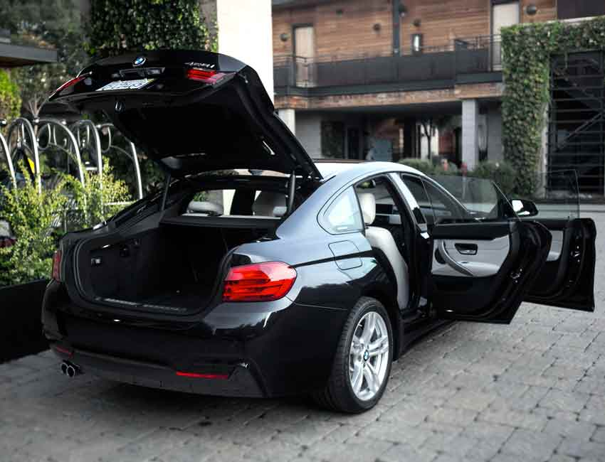 BMW 4 Series Ultimate Care+ Coverage