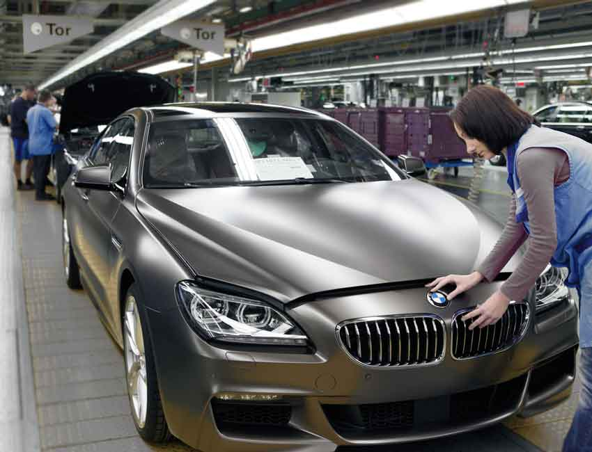 BMW 6 Series Ultimate Care