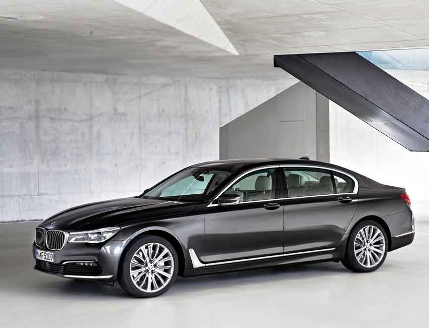 BMW 7 Series Ultimate Care+ Coverage