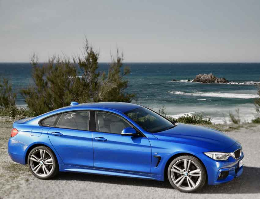 BMW 4 Series Ultimate Care
