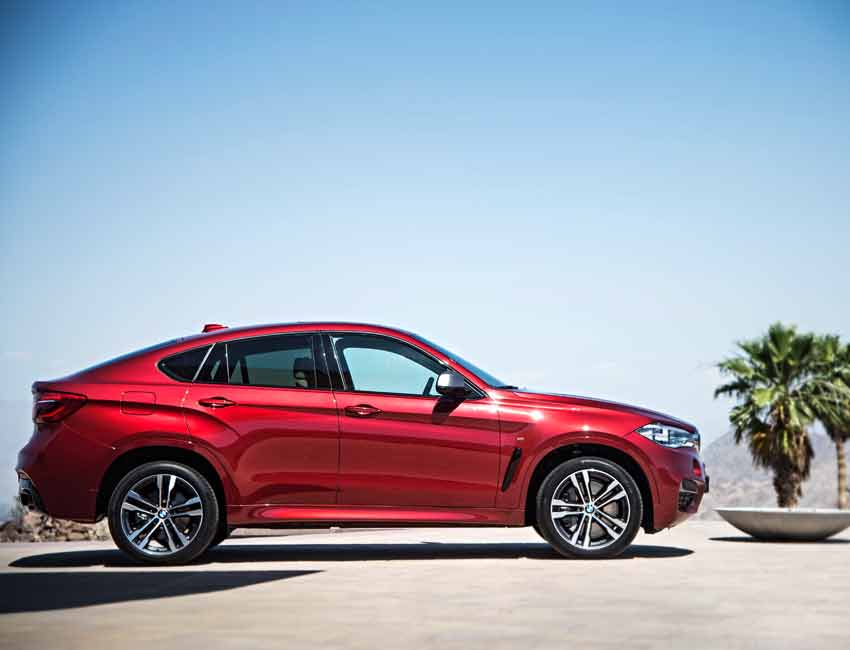 BMW X6 Ultimate Care