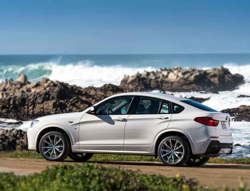 BMW X4 Ultimate Care
