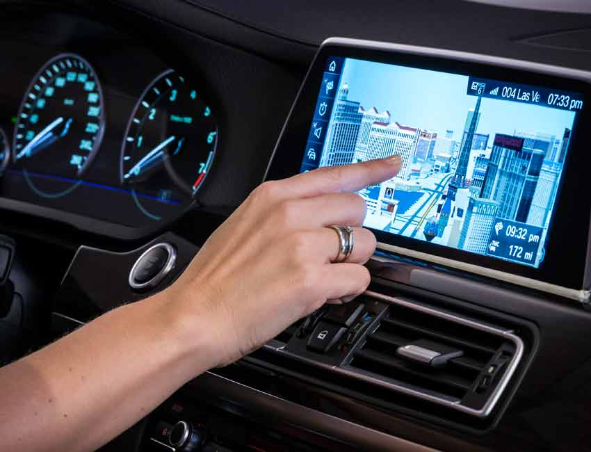 How to Use The BMW Navigation