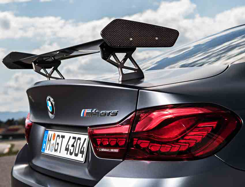 3 New Technologies that Made the BMW M4 GTS One-of-a-Kind OLED