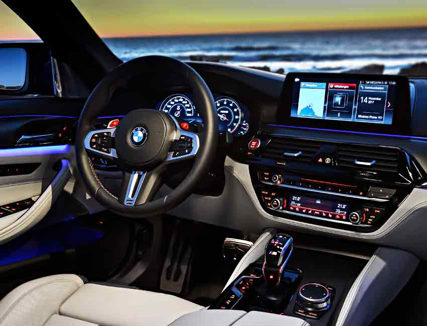 Best in BMW Technology Package