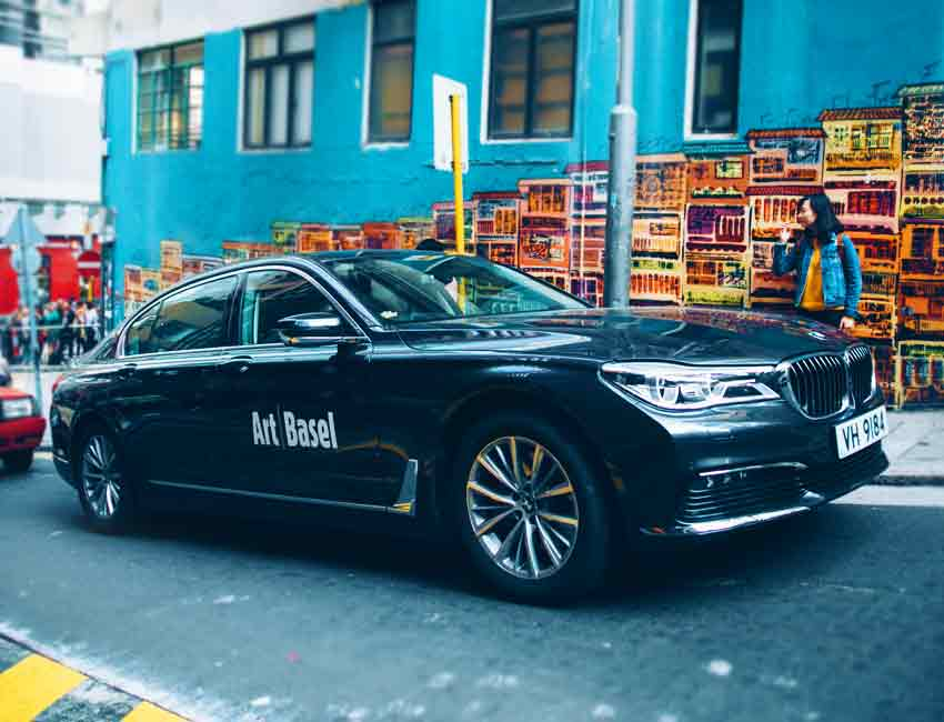 BMW 7 Series Ultimate Care Coverage