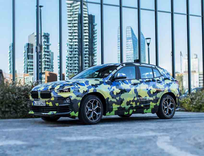 BMW X2 Ultimate Care Coverage